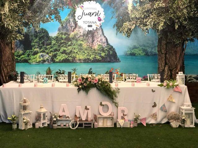 La boda de David y Jessica en Totana, Murcia 4