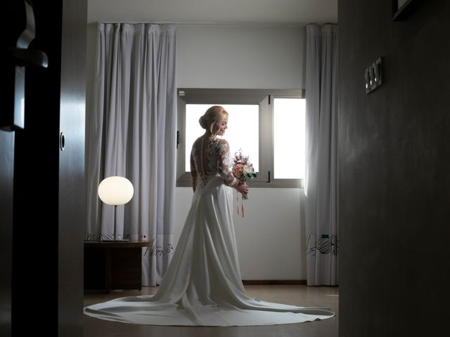 La boda de David y Jessica en Totana, Murcia 2