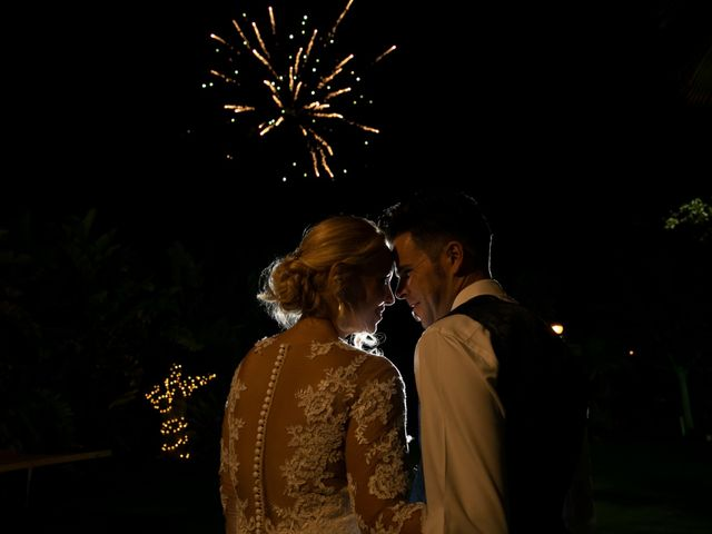 La boda de David y Jessica en Totana, Murcia 7