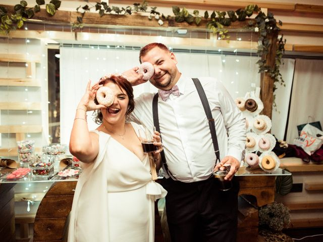La boda de Victoria y Pepe