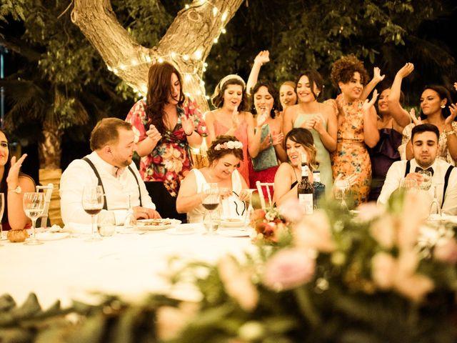 La boda de Pepe y Victoria en Totana, Murcia 15