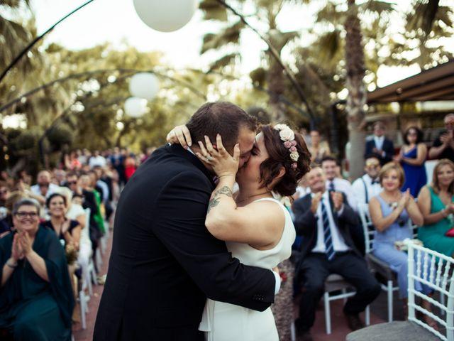 La boda de Pepe y Victoria en Totana, Murcia 32