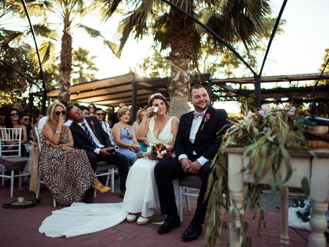 La boda de Pepe y Victoria en Totana, Murcia 37