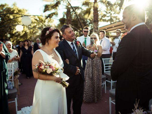 La boda de Pepe y Victoria en Totana, Murcia 43