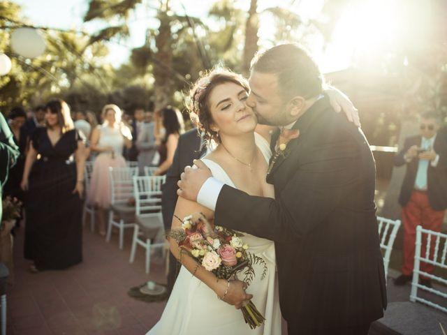 La boda de Pepe y Victoria en Totana, Murcia 44