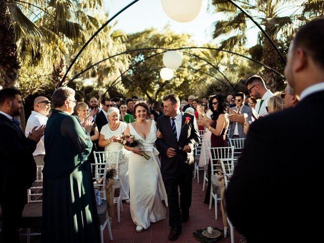 La boda de Pepe y Victoria en Totana, Murcia 45