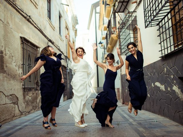 La boda de Pepe y Victoria en Totana, Murcia 46