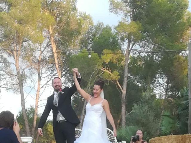 La boda de pedro y Nieves en Olivella, Barcelona 8