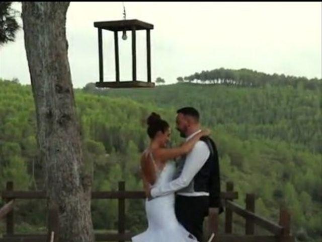 La boda de pedro y Nieves en Olivella, Barcelona 9