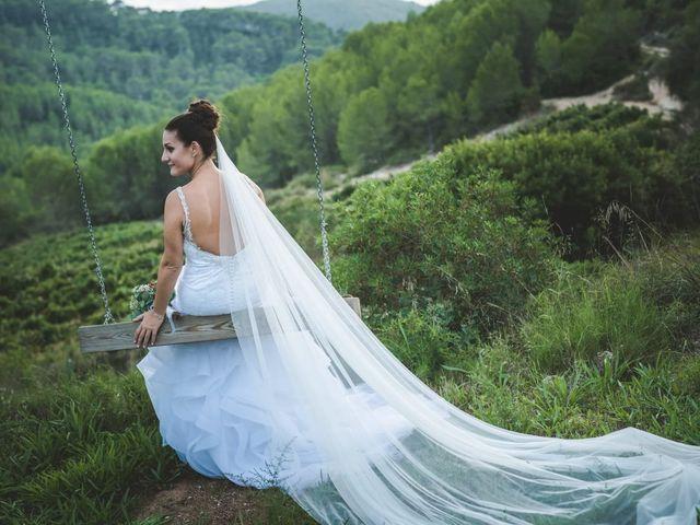 La boda de pedro y Nieves en Olivella, Barcelona 11