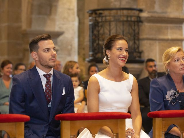 La boda de Olaia y Capi en Ferrol, A Coruña 23