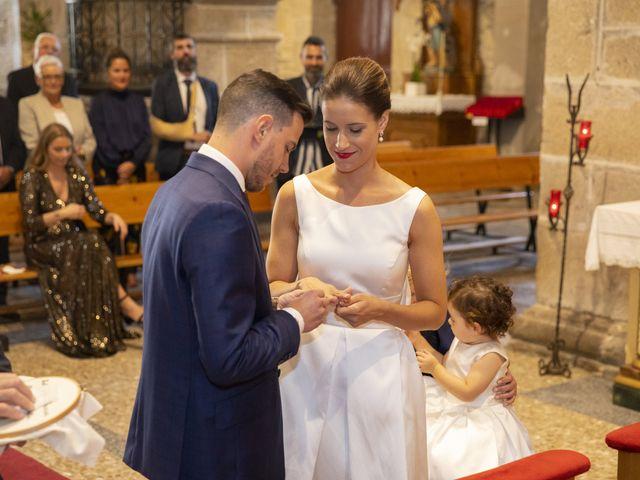 La boda de Olaia y Capi en Ferrol, A Coruña 24