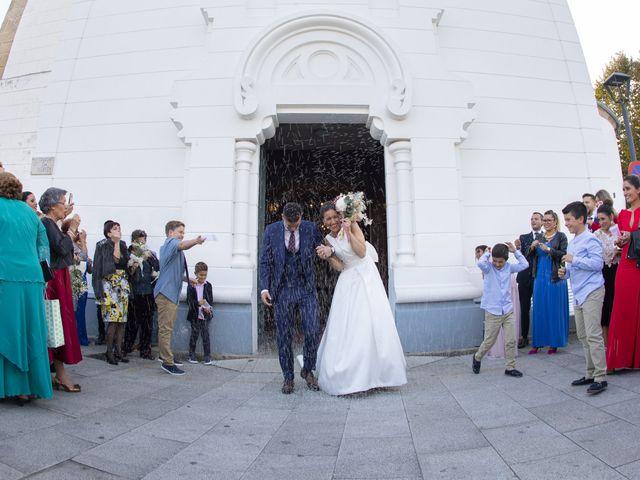 La boda de Olaia y Capi en Ferrol, A Coruña 28