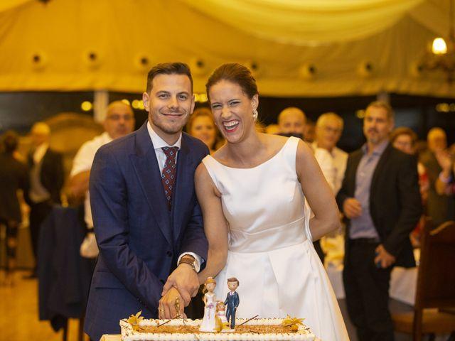 La boda de Olaia y Capi en Ferrol, A Coruña 35