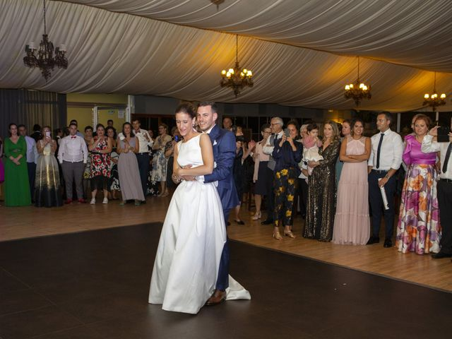 La boda de Olaia y Capi en Ferrol, A Coruña 43