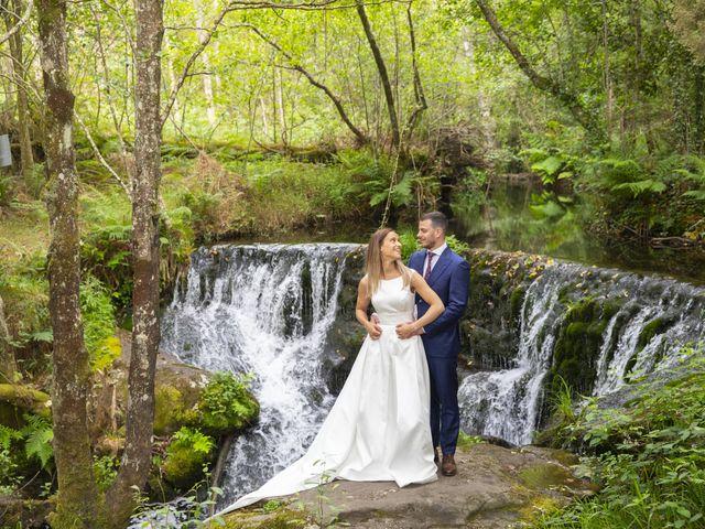 La boda de Olaia y Capi en Ferrol, A Coruña 53
