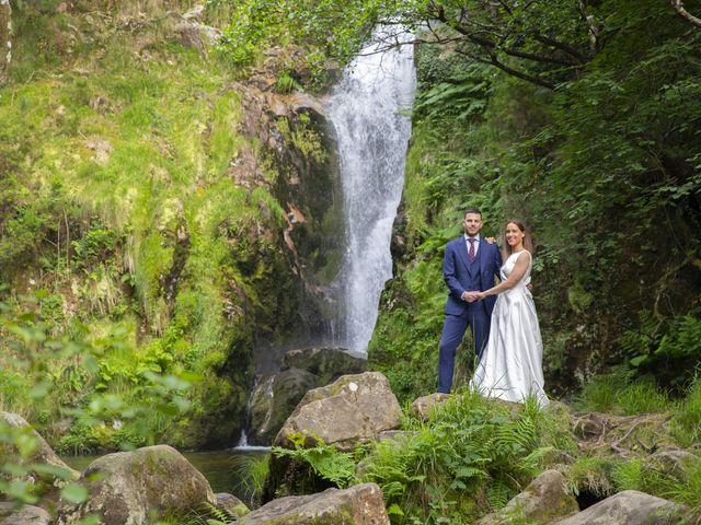 La boda de Olaia y Capi en Ferrol, A Coruña 54