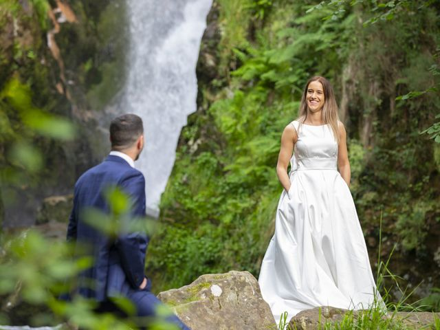 La boda de Olaia y Capi en Ferrol, A Coruña 56