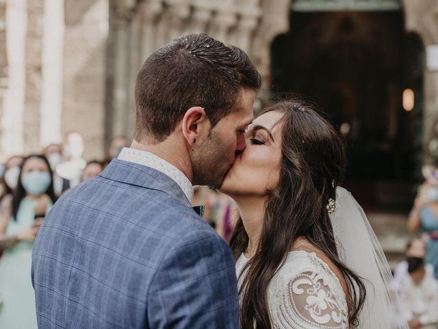 La boda de Cristina y Roberto