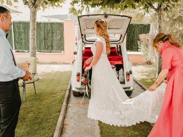 La boda de Lolo y Patty en Pesquera De Duero, Valladolid 38