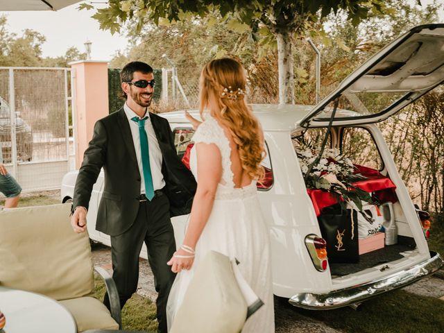 La boda de Lolo y Patty en Pesquera De Duero, Valladolid 39