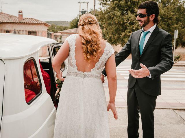 La boda de Lolo y Patty en Pesquera De Duero, Valladolid 42