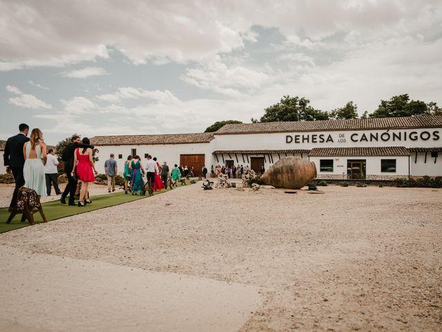 La boda de Lolo y Patty en Pesquera De Duero, Valladolid 48