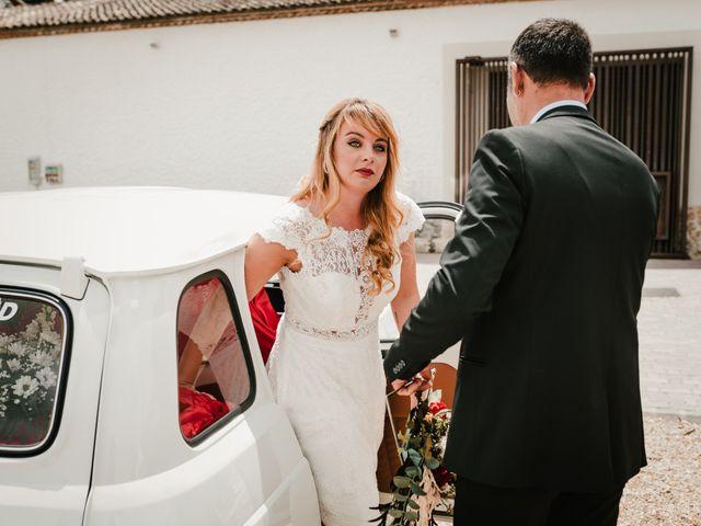La boda de Lolo y Patty en Pesquera De Duero, Valladolid 54