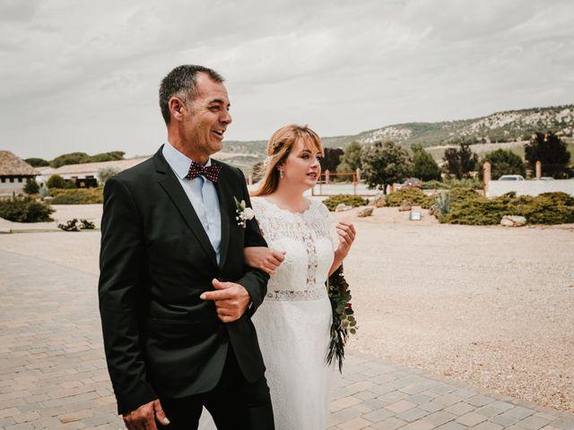 La boda de Lolo y Patty en Pesquera De Duero, Valladolid 55