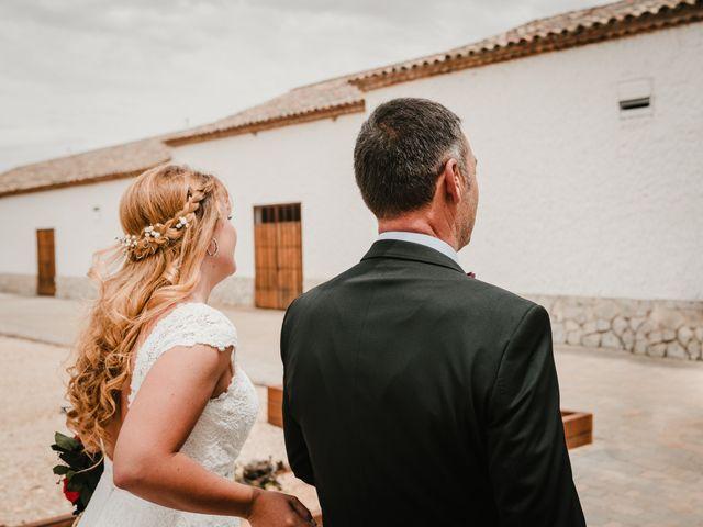 La boda de Lolo y Patty en Pesquera De Duero, Valladolid 56