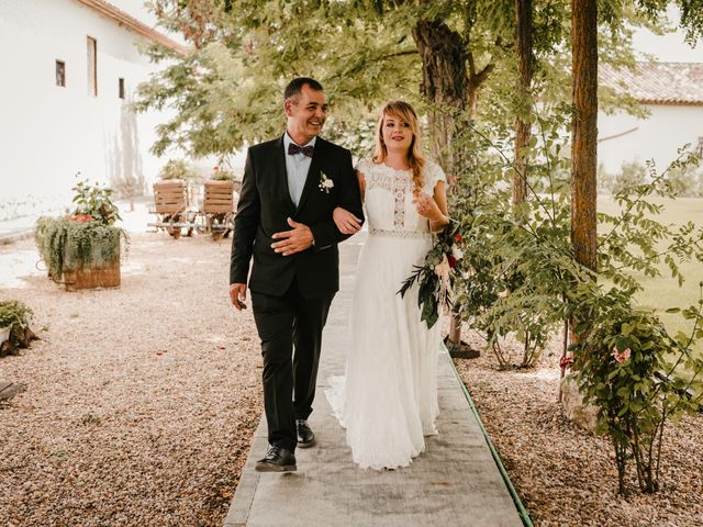 La boda de Lolo y Patty en Pesquera De Duero, Valladolid 63