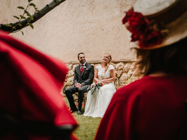 La boda de Lolo y Patty en Pesquera De Duero, Valladolid 71
