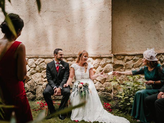 La boda de Lolo y Patty en Pesquera De Duero, Valladolid 73