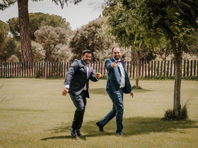 La boda de Lolo y Patty en Pesquera De Duero, Valladolid 89