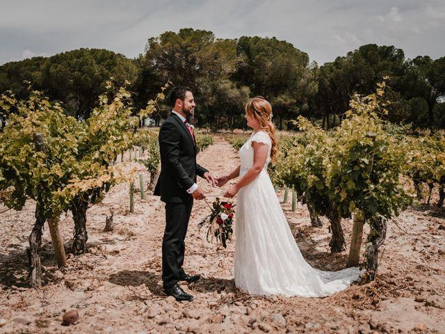 La boda de Lolo y Patty en Pesquera De Duero, Valladolid 90