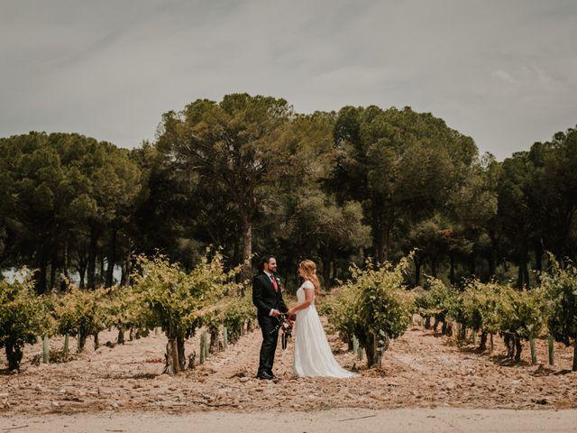 La boda de Lolo y Patty en Pesquera De Duero, Valladolid 2