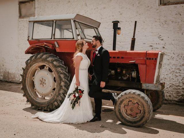 La boda de Lolo y Patty en Pesquera De Duero, Valladolid 92