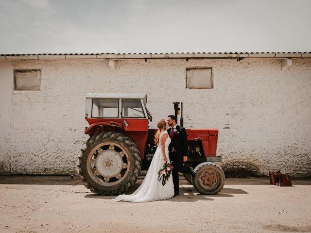 La boda de Lolo y Patty en Pesquera De Duero, Valladolid 93
