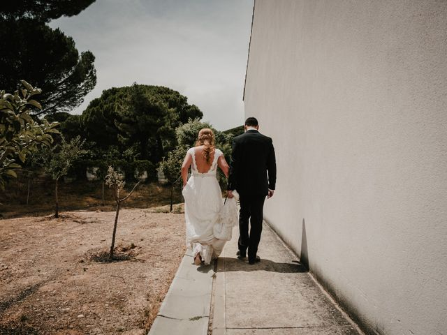La boda de Lolo y Patty en Pesquera De Duero, Valladolid 95