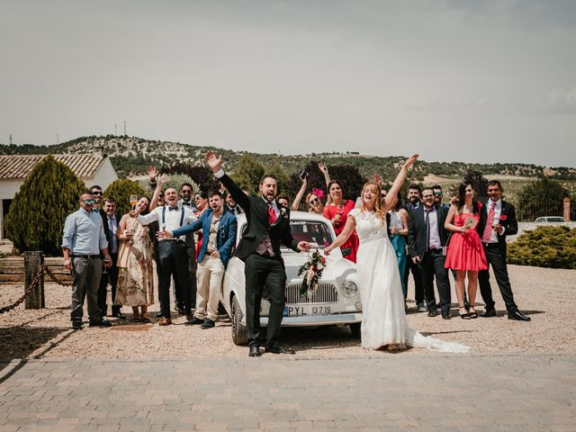 La boda de Lolo y Patty en Pesquera De Duero, Valladolid 102