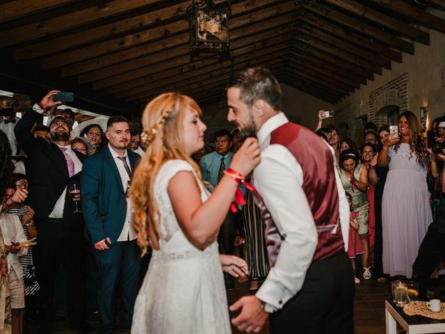 La boda de Lolo y Patty en Pesquera De Duero, Valladolid 117