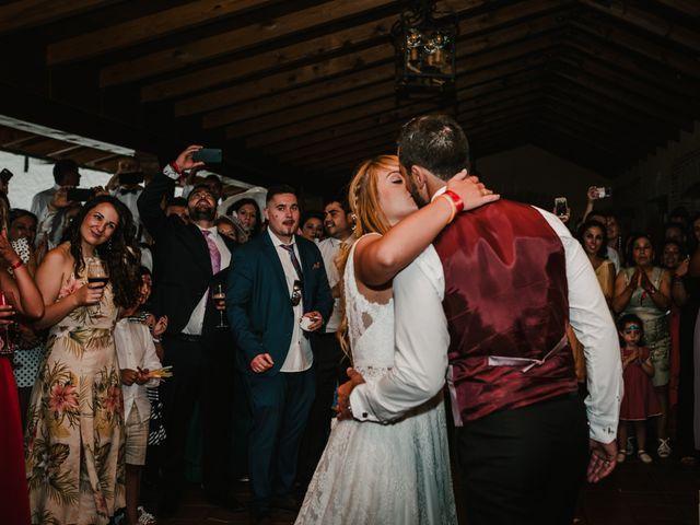 La boda de Lolo y Patty en Pesquera De Duero, Valladolid 118