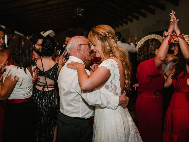 La boda de Lolo y Patty en Pesquera De Duero, Valladolid 119
