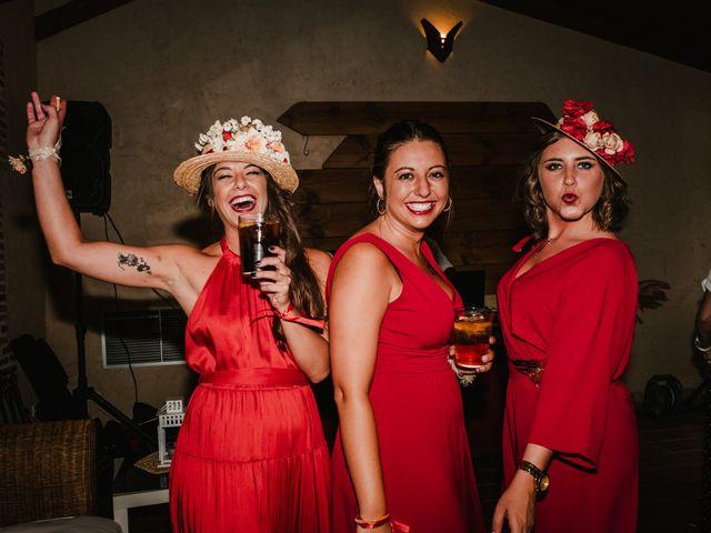 La boda de Lolo y Patty en Pesquera De Duero, Valladolid 121