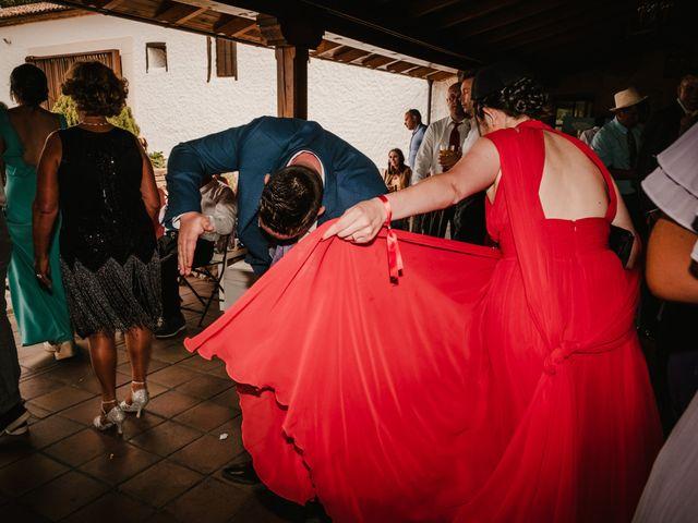 La boda de Lolo y Patty en Pesquera De Duero, Valladolid 126