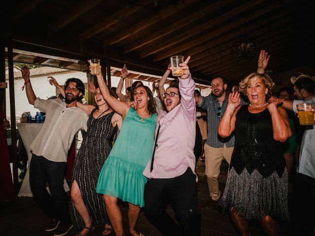 La boda de Lolo y Patty en Pesquera De Duero, Valladolid 128