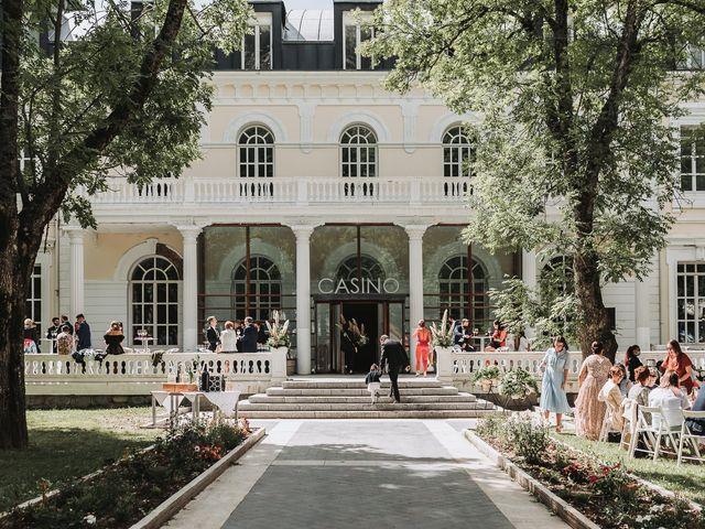 La boda de David y Fedwa en Balneario Panticosa, Huesca 1
