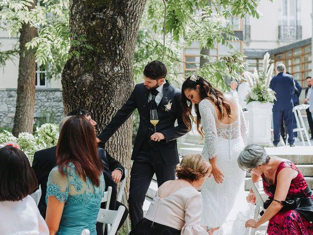 La boda de David y Fedwa en Balneario Panticosa, Huesca 2