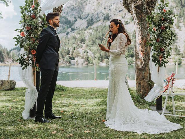 La boda de David y Fedwa en Balneario Panticosa, Huesca 4