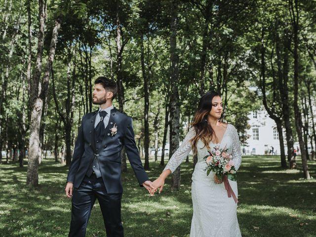 La boda de David y Fedwa en Balneario Panticosa, Huesca 5